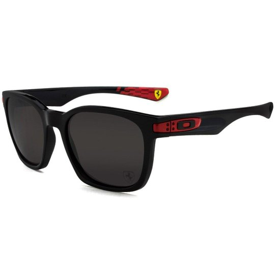 Óculos Oakley Ferrari Garage Rock Polished - Compre Agora   Netshoes 65bf1a0e13