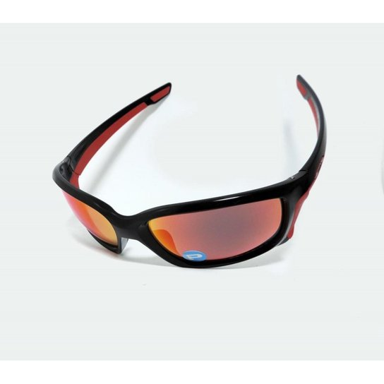 Óculos Oakley Straightlink - Preto+Vermelho a03c96187a40e
