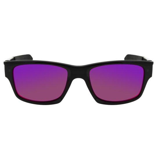 86e4289a86ede Óculos de Sol Oakley Jupiter Squared OO9135P - Black Ink Red Iridium  Polarized - Preto