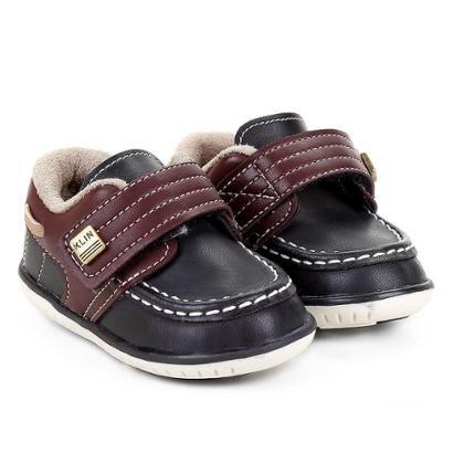 Sapato Infantil Klin Masculino