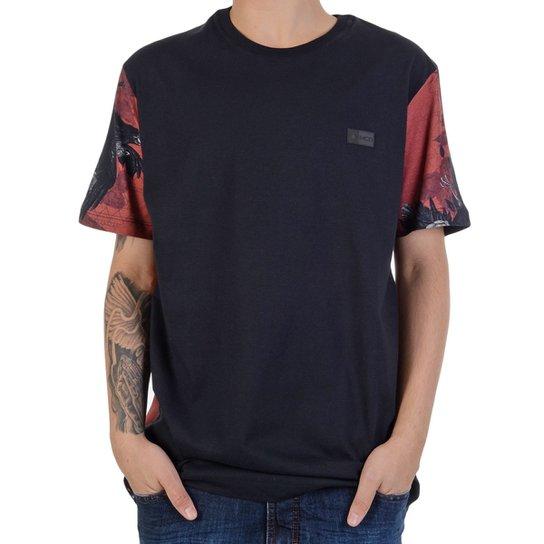 d6e1ed1e4f Camiseta MCD The Birds - Preto+Vermelho