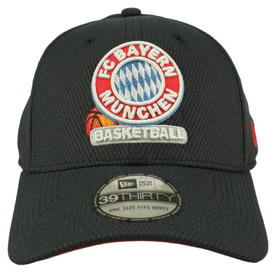 Boné New Era 3930 Team Bayern Munique Basketball - Compre Agora ... 40600c7da43