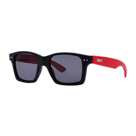 9d6283025 Óculos Evoke Trigger Hosoi Signatures Edição Limitada - Preto+Vermelho