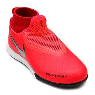 541729e2095fc Chuteira Futsal Infantil Nike Phantom Vision Academy DF IC