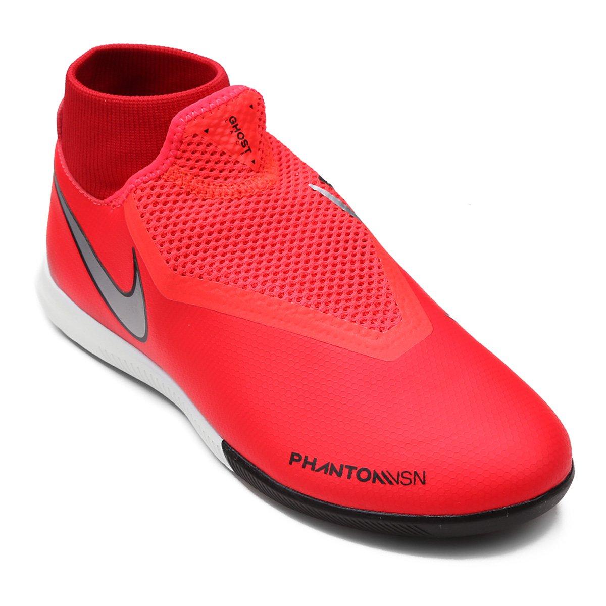 67ae504f8c Chuteira Futsal Nike Phantom Vision Academy DF IC