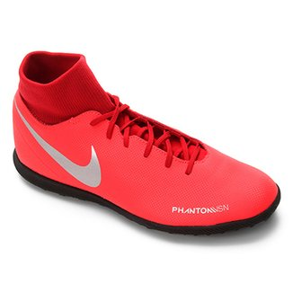 Chuteira Society Nike Phantom Vision Club DF TF 0eb944b84f3c6