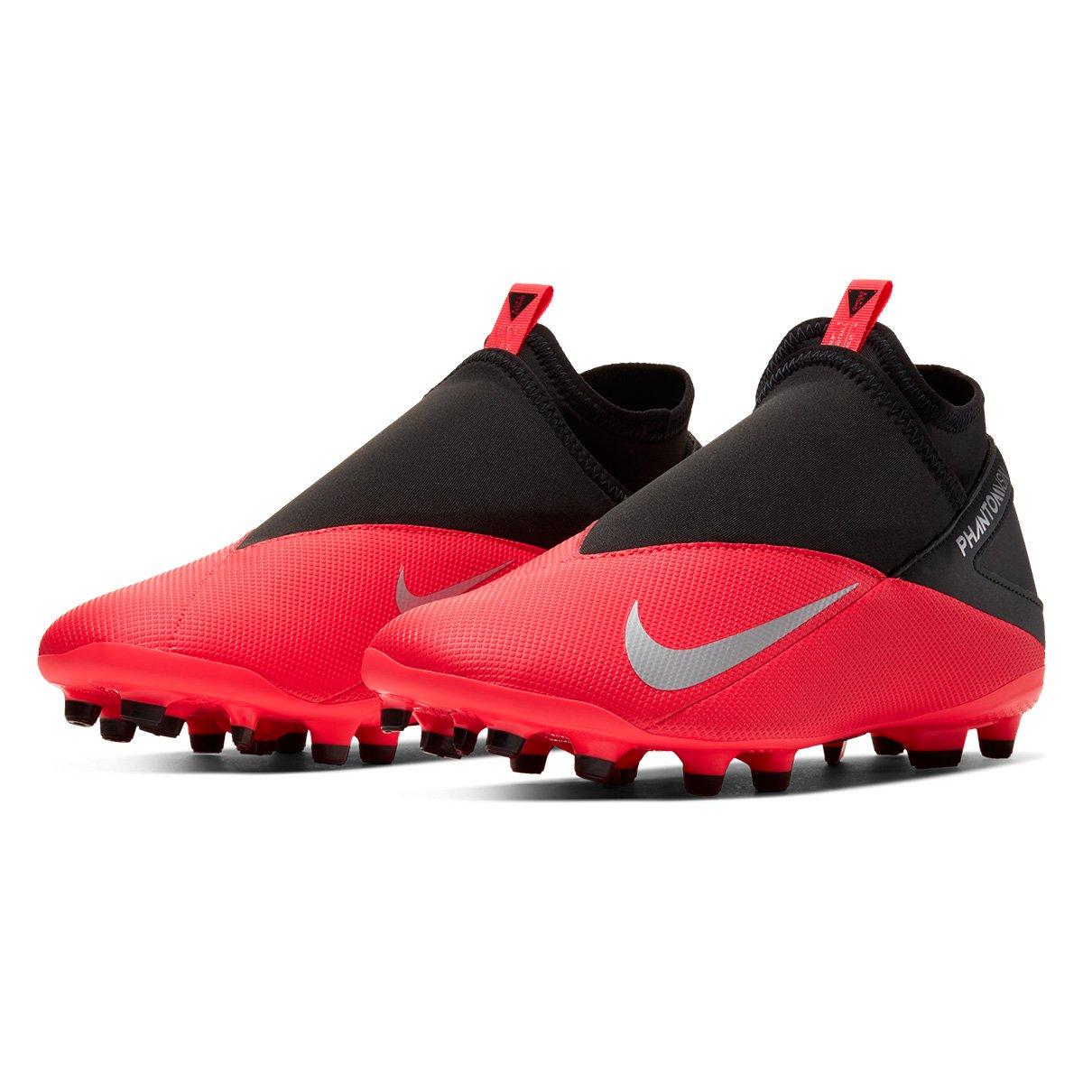 Chuteira Campo Nike Phantom Vision 2 Club DF FG