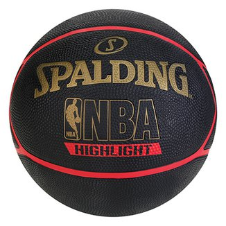 Bola Basquete NBA Spalding Highlight