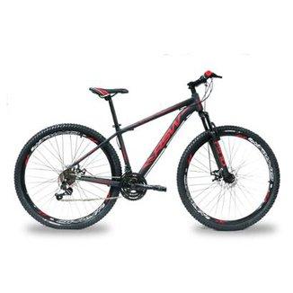 a281a3fed Bicicleta RSW ATTACK 29 Freio a Disco - Cambios Shimano 24v
