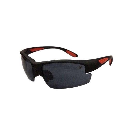 136abd203379a Óculos Ciclismo HIGH ONE 3 lentes + Case - Preto e Vermelho - Compre ...