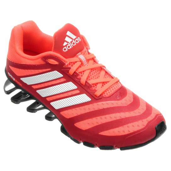 Tênis Adidas Springblade Ignite 2 - Laranja+Vermelho 5aa36d5a7738c