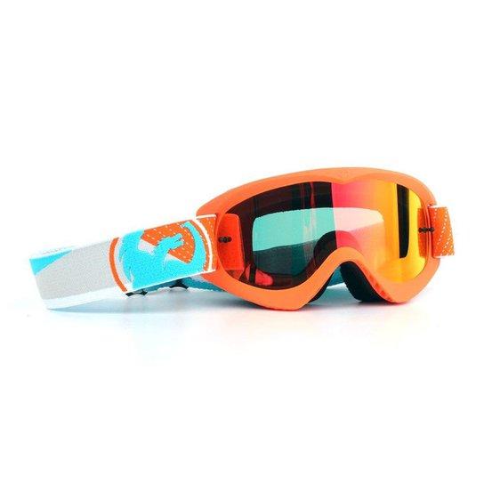 42b06d8c3aed8 Oculos Dragon Mdx Vert - Laranja e Vermelho - Compre Agora   Netshoes