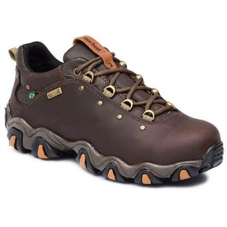 Bota Adventure Cano Baixo Macboot Gavião 01 Masculina