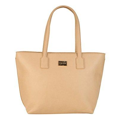 4f29b67ad9 Bolsa Via Uno Shopper Básica com Logo Feminina