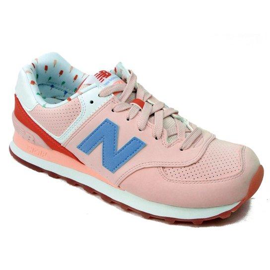 453bf3c1e81 Tênis New Balance 574 Feminino Importado - Compre Agora
