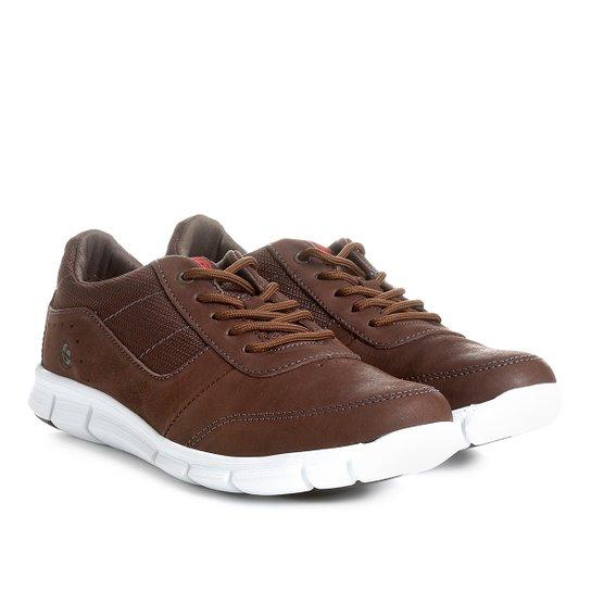 665f23cf54 Sapato Couro Casual Kildare Frewill Jogging Masculino - Compre Agora ...