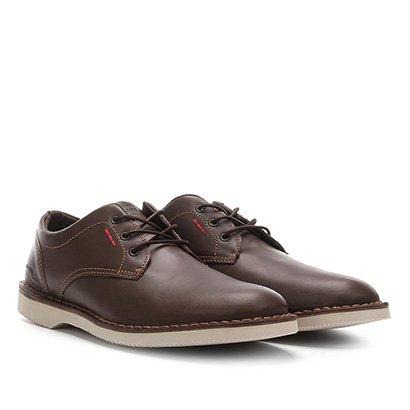 Sapato Casual Couro Kildare Fylei Masculino