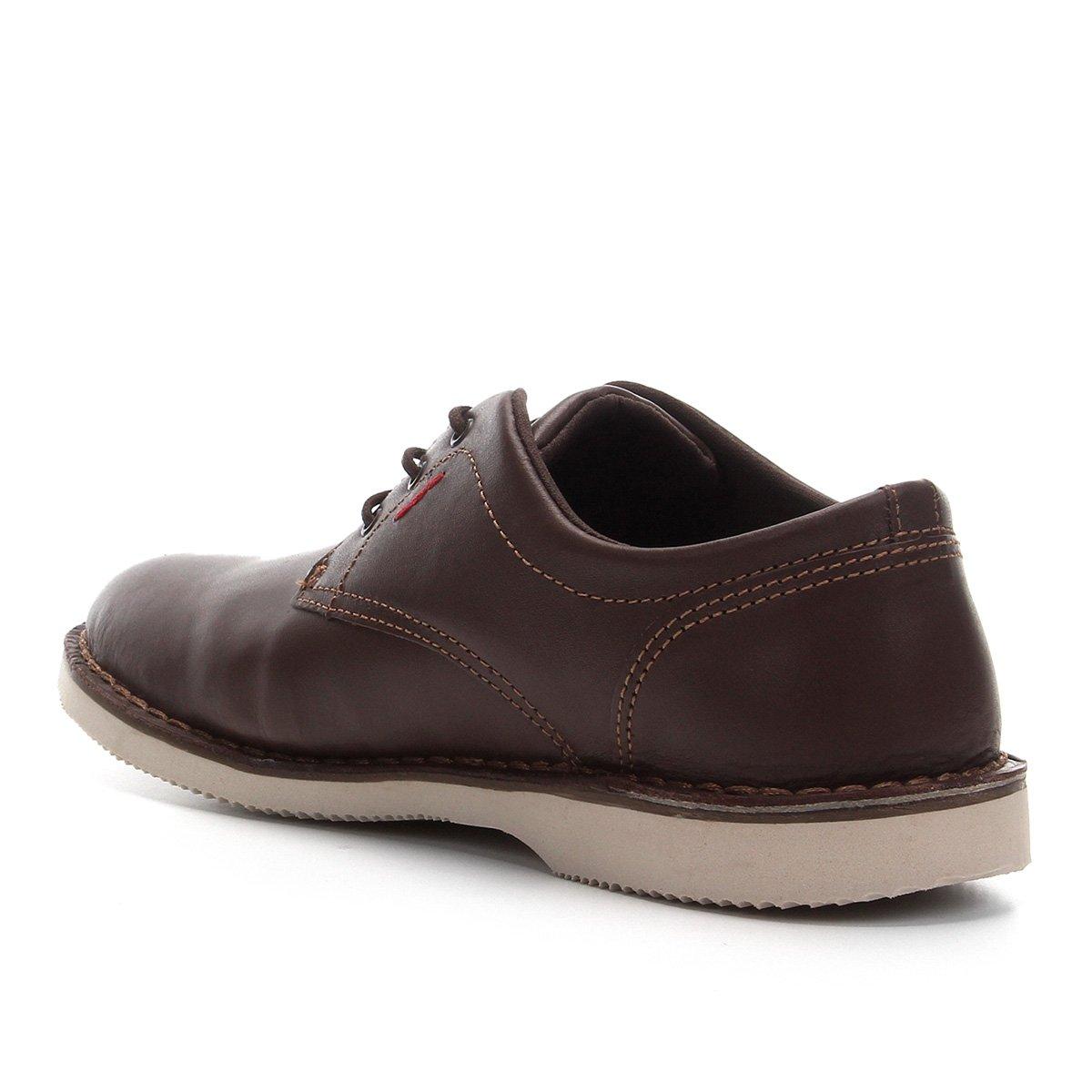 23bdda0e133c9 Sapato Casual Couro Kildare Fylei Masculino - Tam: 37 - Shopping ...