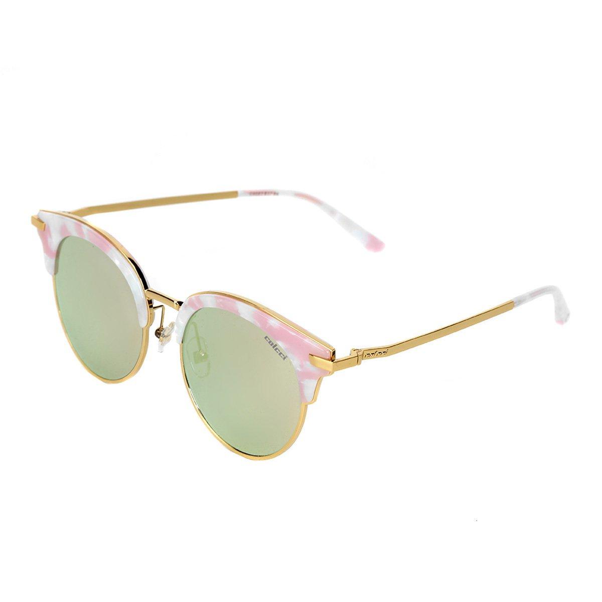 Óculos de Sol Colcci Gatinho Brilho Feminino. undefined 6ecc51ba93
