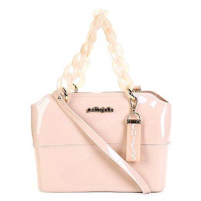 Bolsa Petite Jolie Tote Zip Bag Feminina