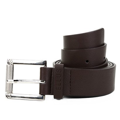 Cinto Couro Ellus Classic Belt Masculino