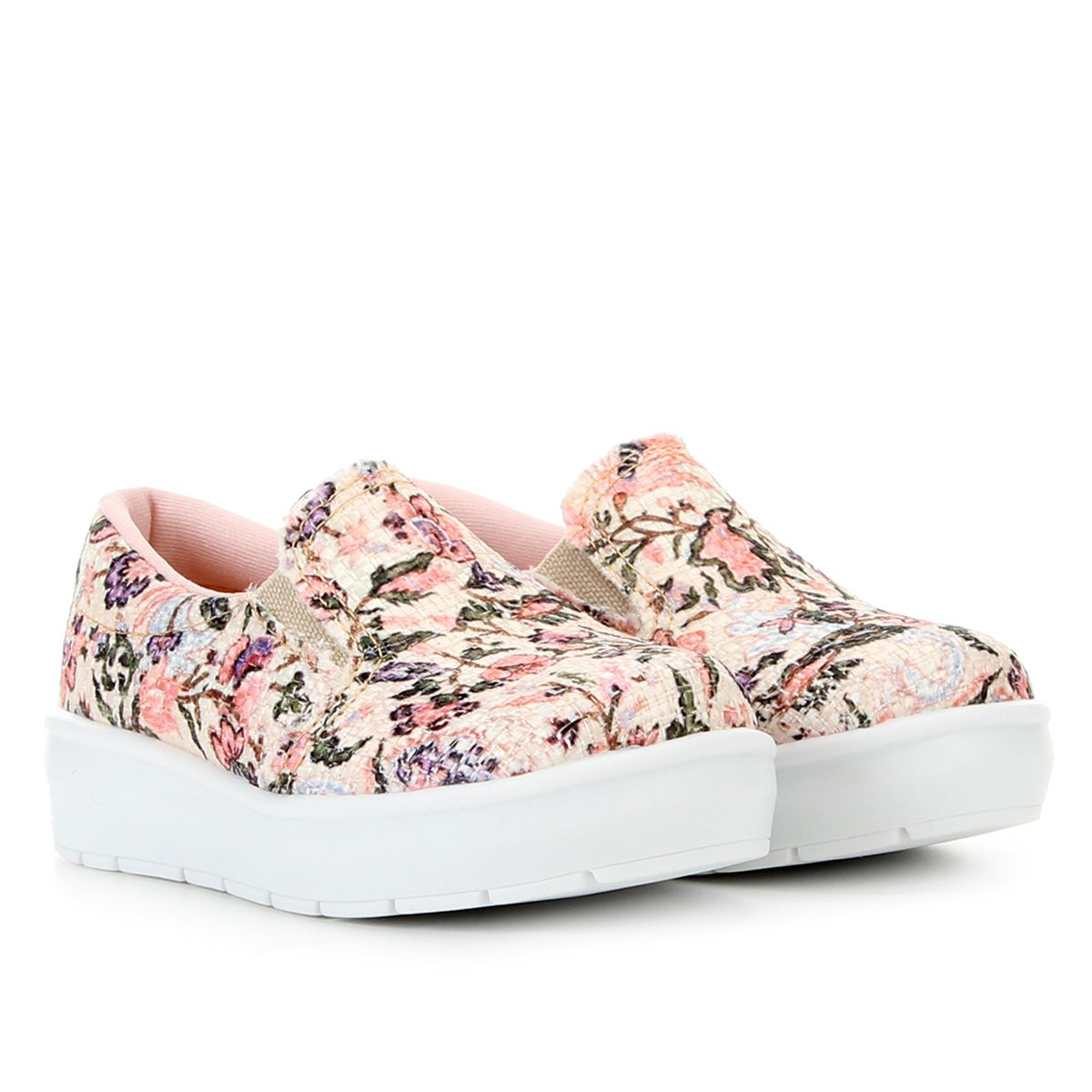 Foto 1 - Tênis Bella Ninna Slip On Animal Print Feminino