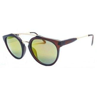 e9cc23cc71235 Óculos De Sol Roundworld Garnet Original Espelhado