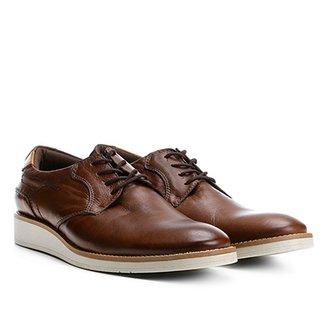 902a311f40 Sapato Casual Couro Walkabout Clássico Masculino