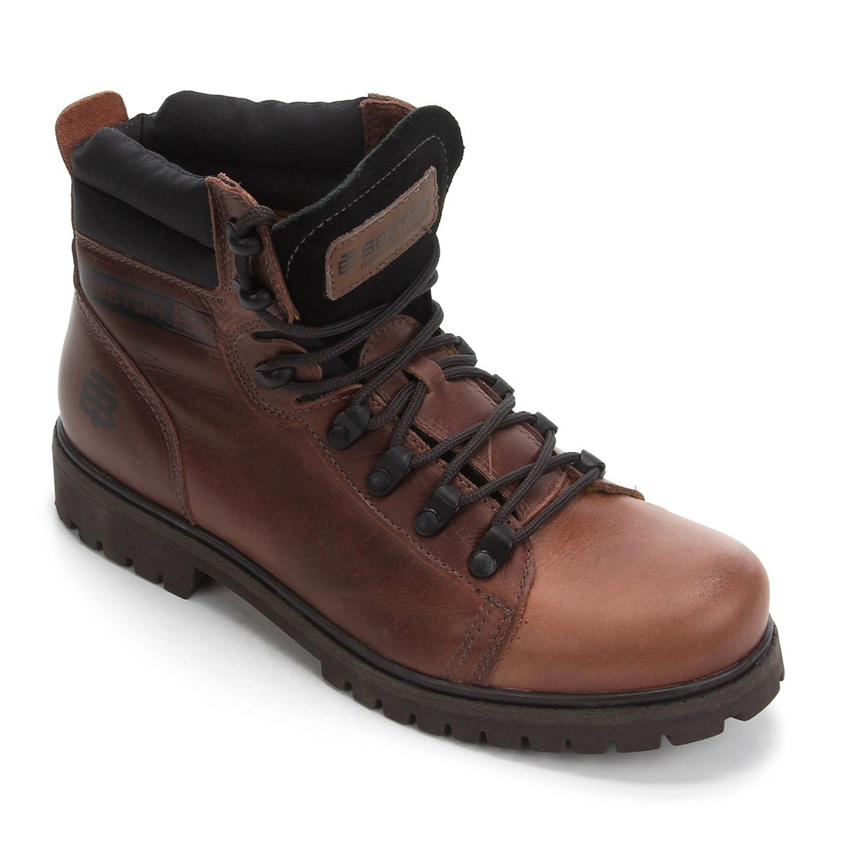 Bota Couro Beeton Worker Strong 410 Masculina