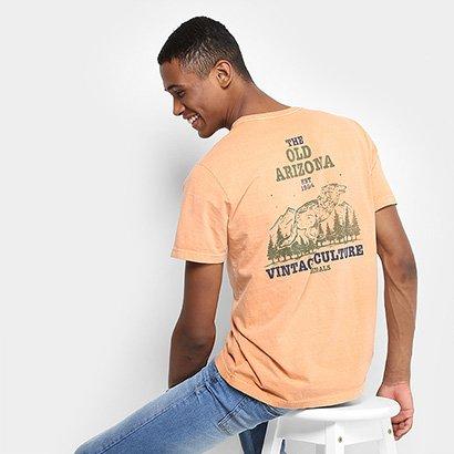 Camiseta Drezzup Estampada Masculina