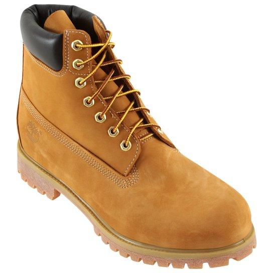 8aa730de974 Bota Timberland Yellow Boot 6 pol. Premium WTPF - Mostarda - Compre ...