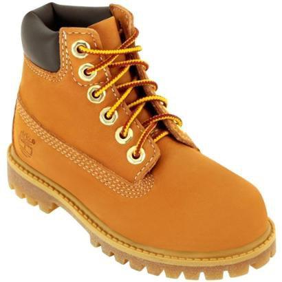 Bota Timberland Yellow Boot Infantil