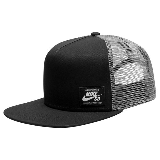 81337025b2a17 Boné Nike SB Lockup Trucker - Compre Agora
