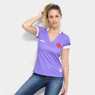Camisa de Goleiro Vasco II 19 20 - Torcedor Diadora Feminina b2b2d25e5d254