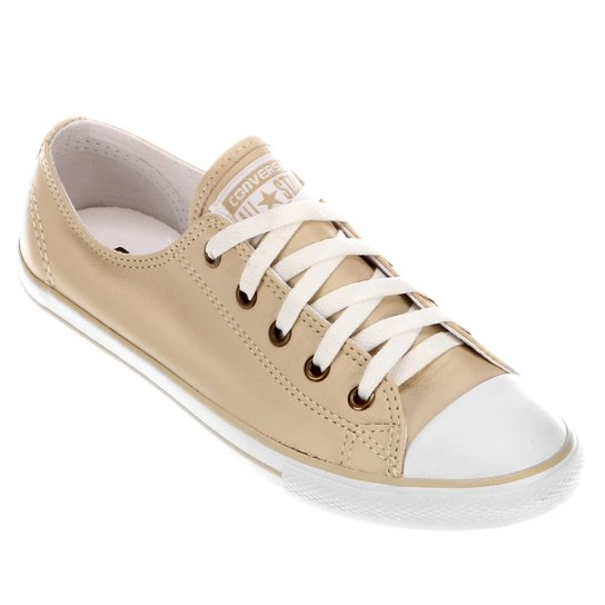 16f5224620b Tênis Converse All Star CT AS Dainty Leather OX - Compre Agora ...