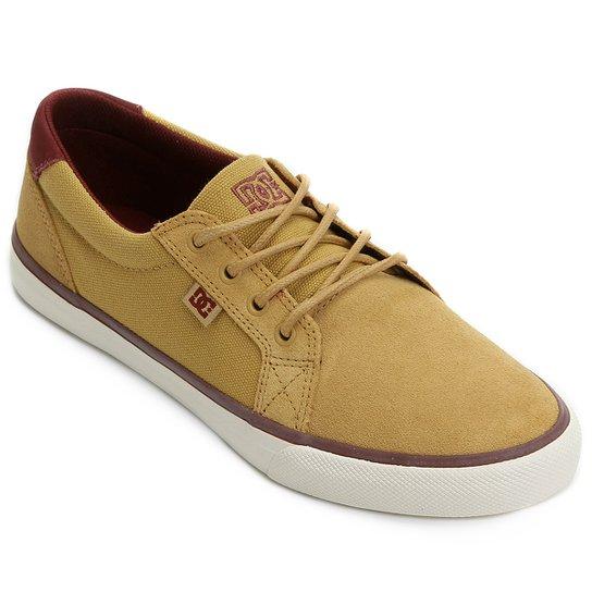 cca079fea4 Tênis DC Shoes Council - Bege+Vinho
