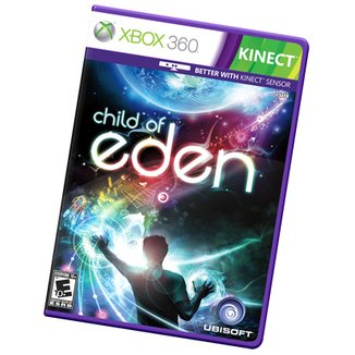 Jogo Child of Eden Xbox 360
