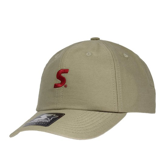 cac07d6007f6d Boné Starter Aba Curva Strapback Classic S  Dad Hats  - Compre Agora ...