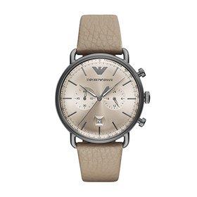 a33411e930c Relógio Armani Exchange Masculino Enzo AX1819 1KN AX1819 1KN - Prata ...