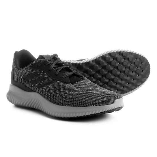 76b6820fb71 Tênis Adidas Alphabounce RC Masculino - Preto e Grafite - Compre ...