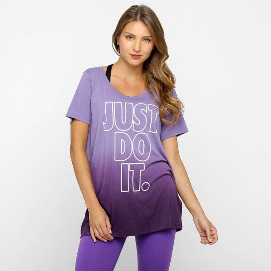 7a6a9fd577 Camiseta Nike Tee Bf Jdi Fade - Compre Agora