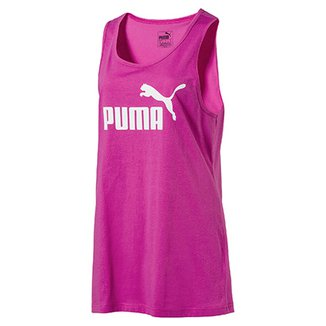 Camiseta Regata Puma Ess No.1 Tank 1275f8ff72e