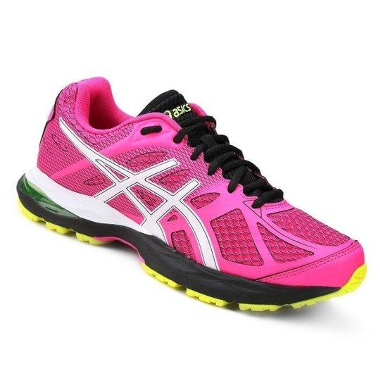 7cf3921717 Tênis Asics Gel Spree Feminino - Pink e Branco - Compre Agora