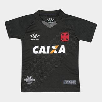 c64da3c07a Camisa Vasco Infantil III 17 18 n° 10 - Torcedor Umbro