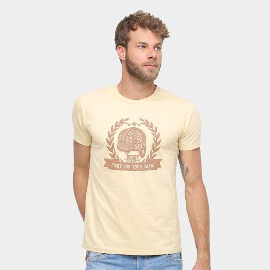 Camiseta Kappa Helmet - Compre Agora  9989336470057