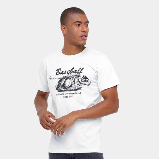 0a1d2f797 Camiseta Kappa Baseball Vintage Masculina - Compre Agora