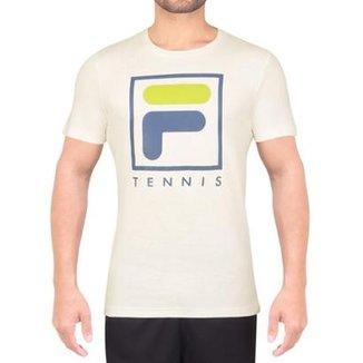 897602036b Camiseta Fila Soft Urban Masculina