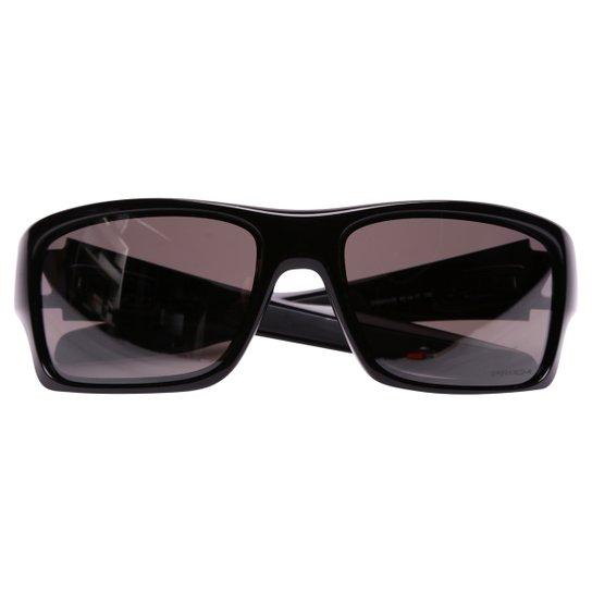 Óculos Oakley Turbine - Prizm Daily Polarizado - Preto e Grafite ... ea896e6854
