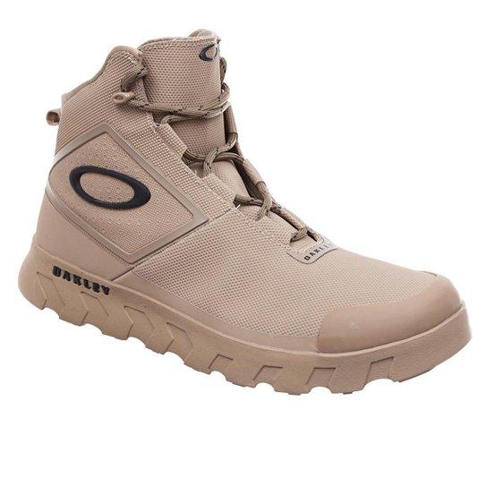 Tênis Oakley Assault Boot O-Mid 2 Almond Masculino - Bege - Compre ... bb9ac0d452db1