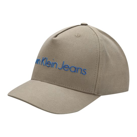 Boné Calvin Klein Aba Curva Logo Masculino - Compre Agora  78d76010881